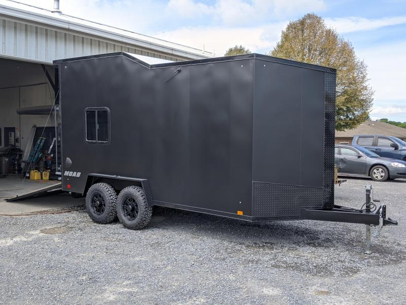 2021 Look Trailers Moab 7.5x16 Slickrock Edition Enclosed Cargo Trailer
