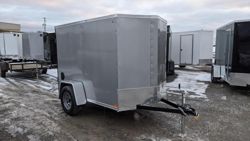 2021 ITI Cargo 5x8 3K Enclosed Cargo Trailer