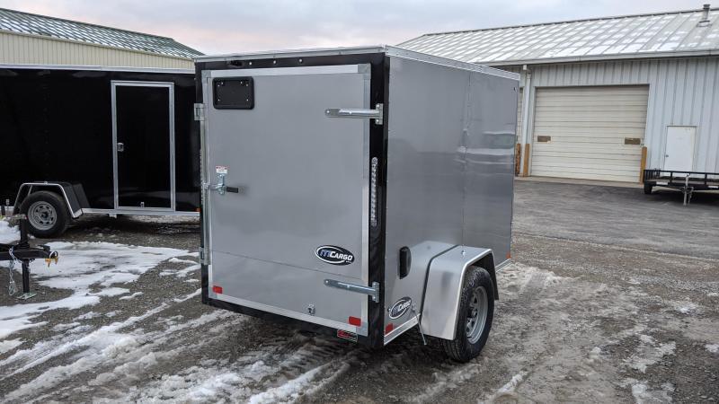 2021 ITI Cargo 5x8 3K Enclosed Cargo Trailer