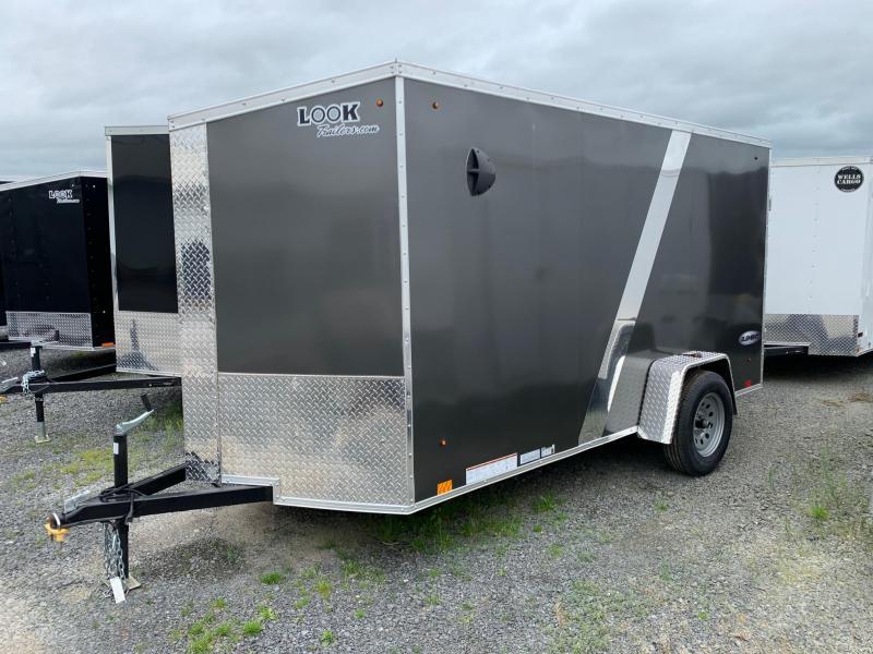2021 Look Trailers 6x12 3K Element SE Enclosed Cargo Trailer