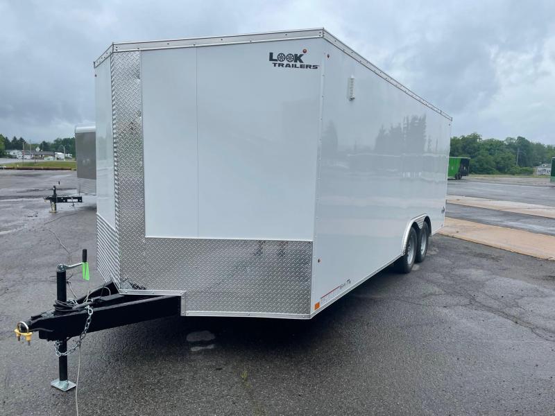 2022 Look Trailers 8.5x20 7K Enclosed Cargo Trailer