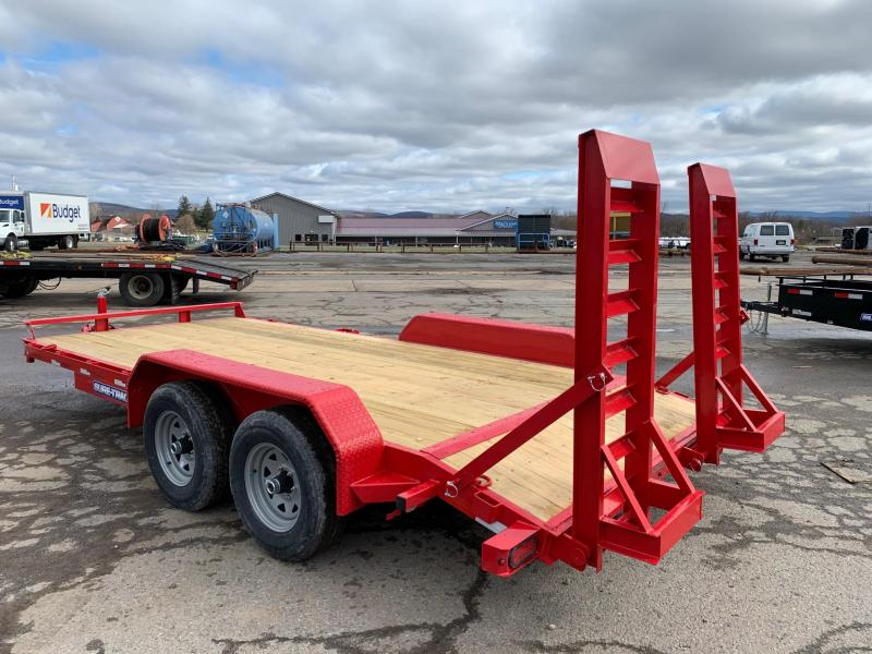 2020 Sure-Trac 7x16 10K Equipment Trailer