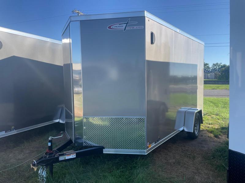 2022 Cross Trailers 7x12 3.5K Enclosed Cargo Trailer
