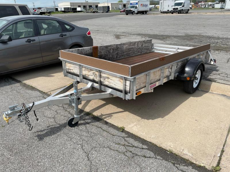 2018 Other Gra-Ter Industries Aluminum Utility Trailer