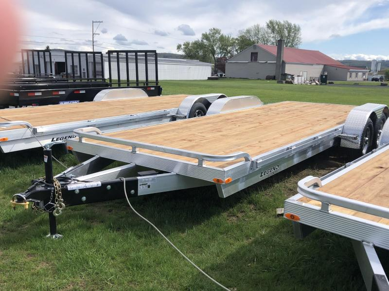 2022 Legend Trailers 7x22 10K Car / Racing Trailer