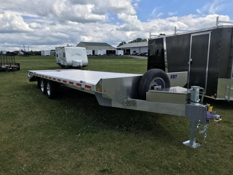 "2020 EBY 14K 24'6""x102"" Tradesman Equipment Trailer"
