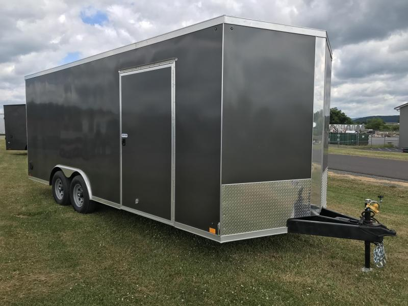 2021 Cross Trailers 8.5x20 Enclosed Cargo Trailer