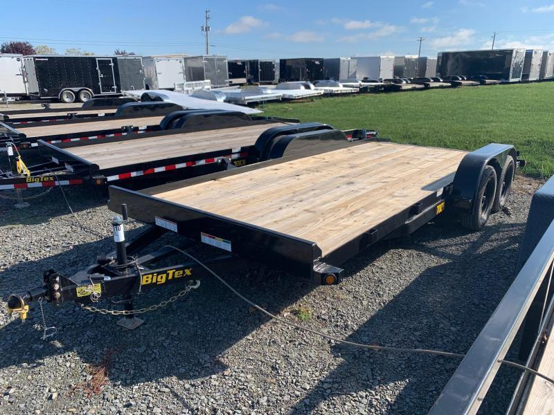 2021 Big Tex Trailers 7x18 7K Car / Racing Trailer