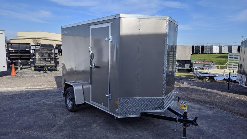 2021 Wells Cargo 6X10 Enclosed Cargo Trailer