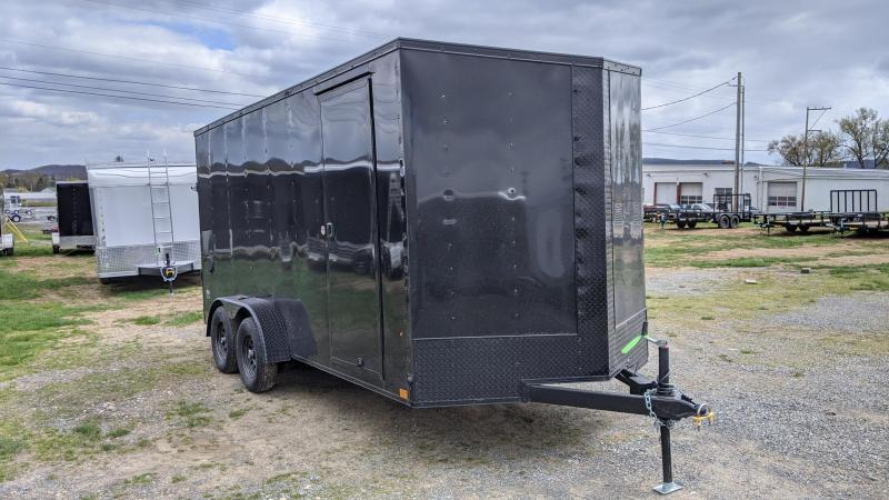 2022 Look Trailers 7X16 Enclosed Cargo Trailer