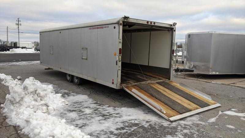 2005 Worthington Trailers 8.5x26 Plus 6 V-Nose Snowmobile Trailer