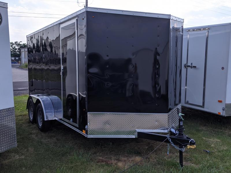 2021 Look Trailers 7x14 Enclosed Cargo Trailer