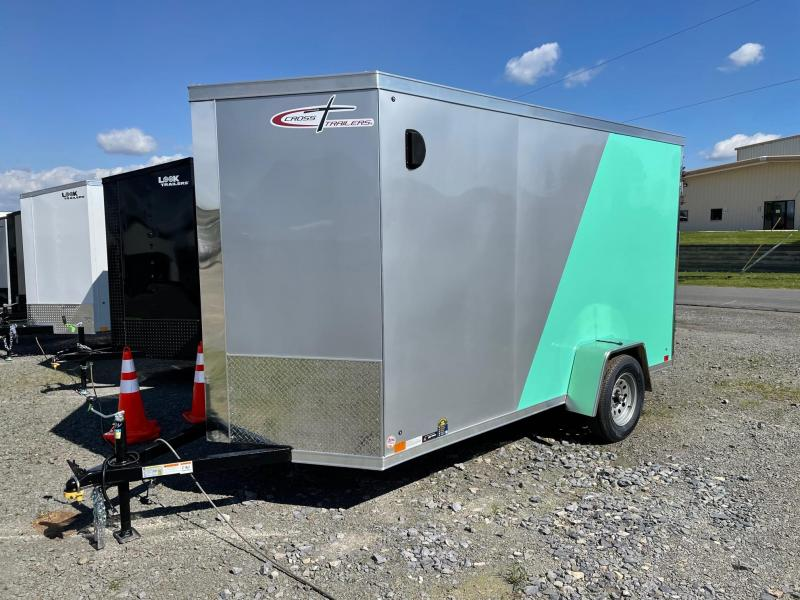 2022 Cross Trailers 6x12 3K Enclosed Cargo Trailer