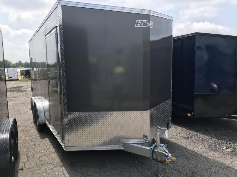 2020 EZ Hauler 7.5x16 Enclosed Cargo Trailer