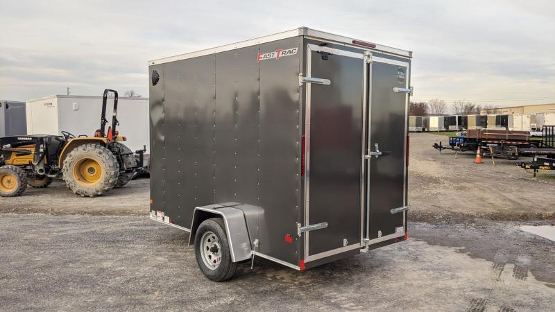 2021 Wells Cargo 6x10 Enclosed Cargo Trailer