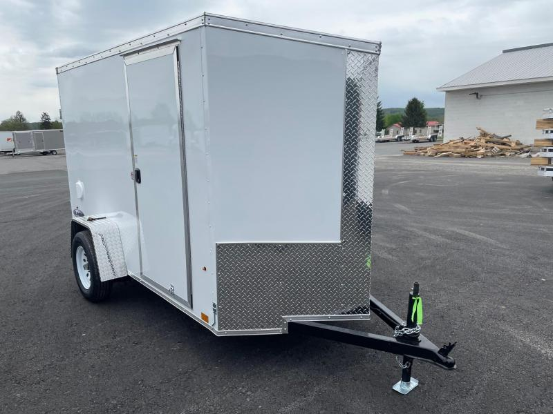 2022 Look Trailers 5x10 Enclosed Cargo Trailer