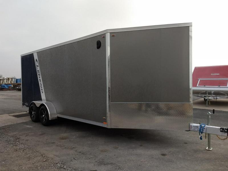 2019 Legend Manufacturing 7x23 Explorer Snow Snowmobile Trailer