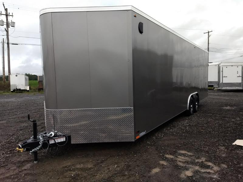 2019 Legend Manufacturing Cyclone Steel 8.5x26+V Enclosed Cargo Trailer