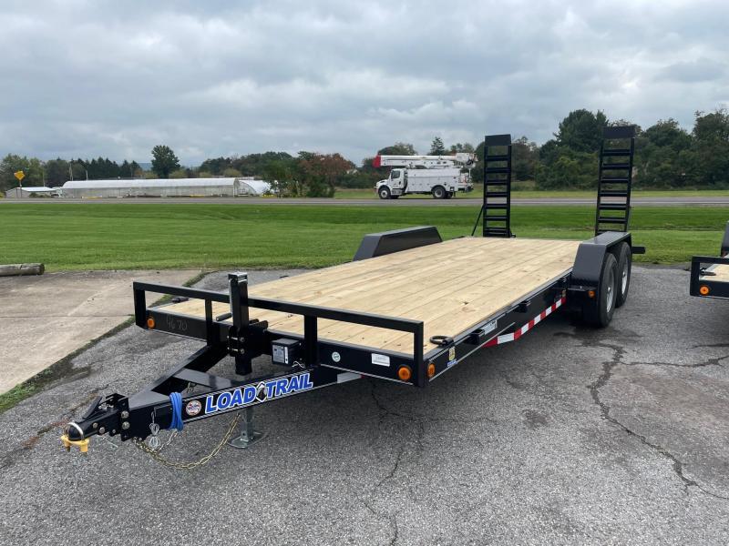 2022 Load Trail 7x20 10K Equipment Trailer