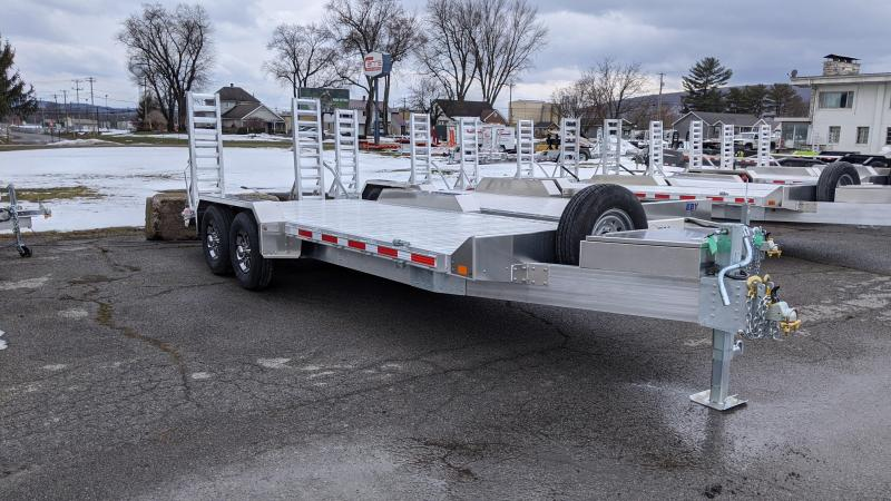 2021 EBY 20' 14K Low Profile Equipment Trailer