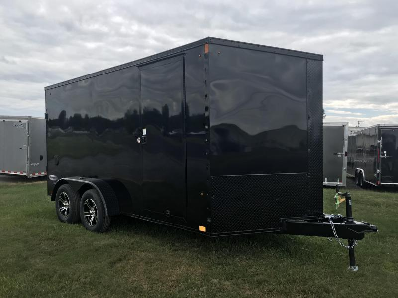 2021 Look Trailers Element 7x14 7K Enclosed Cargo Trailer