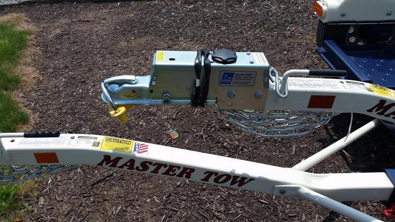 2021 Master Tow 80 THDSB Tow Dolly