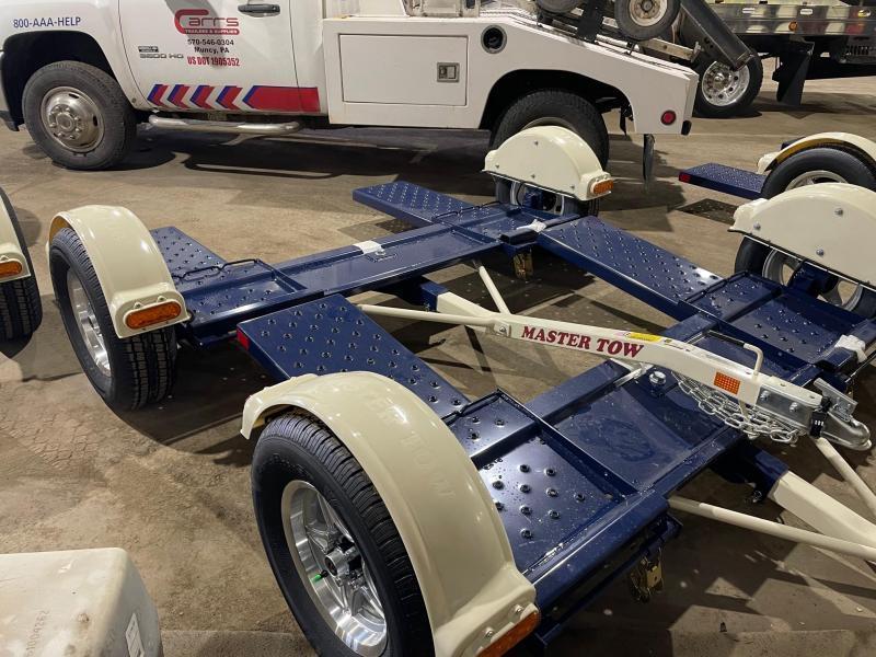 2021 Master Tow 80 HD Tow Dolly w/Surge Brake (THD80SB)