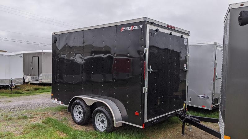 2021 Wells Cargo 7x12 Enclosed Cargo Trailer
