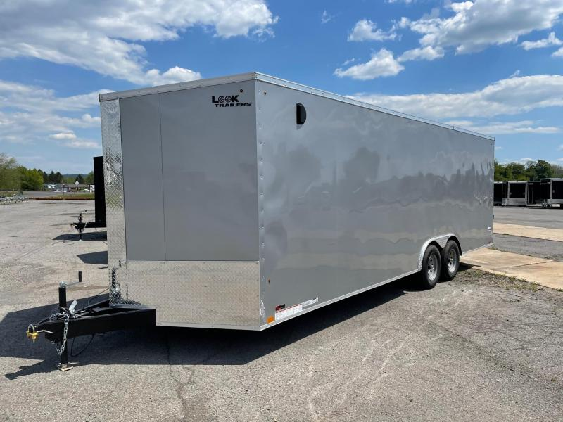 2022 Look Trailers 8.5x24 10K Enclosed Cargo Trailer