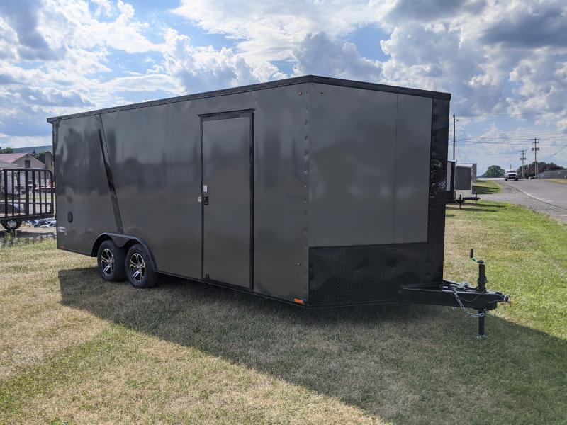 2021 Look Trailers 8.5x20 Enclosed Car / Racing Trailer