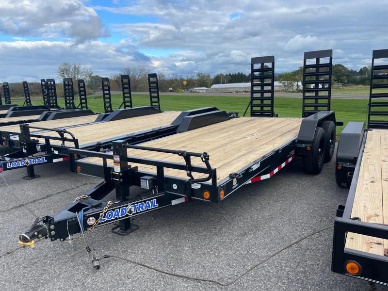 2022 Load Trail 7x18 14K Equipment Trailer