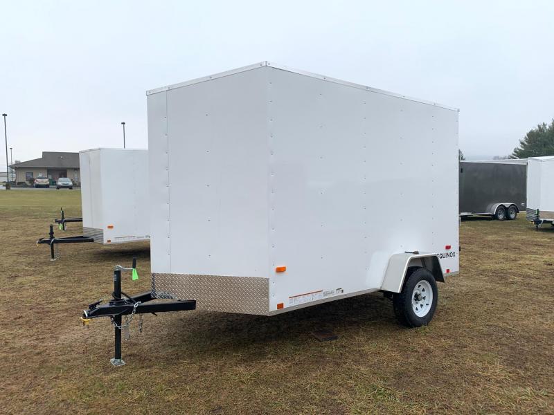 2021 Look Trailers Equinox 6x10 Enclosed Cargo Trailer