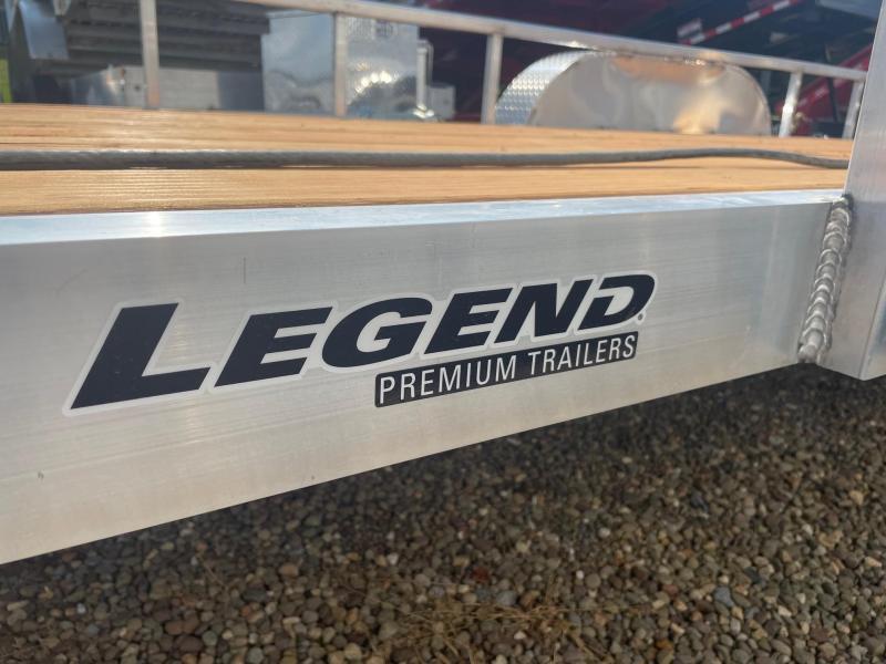 2022 Legend Trailers 7x18 7K Landscape Utility Trailer