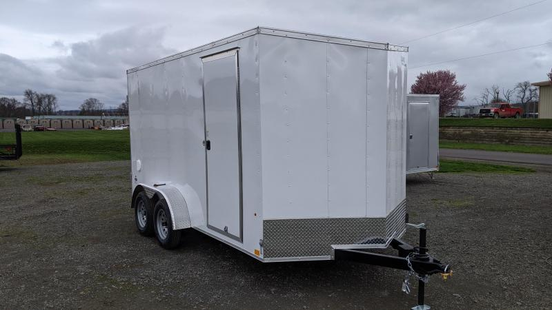 2022 Look Trailers 7x14 Enclosed Cargo Trailer