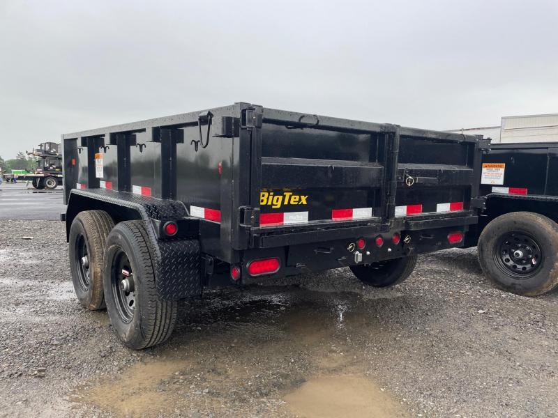 2022 Big Tex Trailers 6x10 10K Dump Trailer