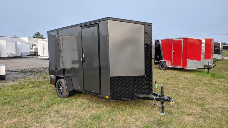2021 Look Trailers 6x10 Enclosed Cargo Trailer