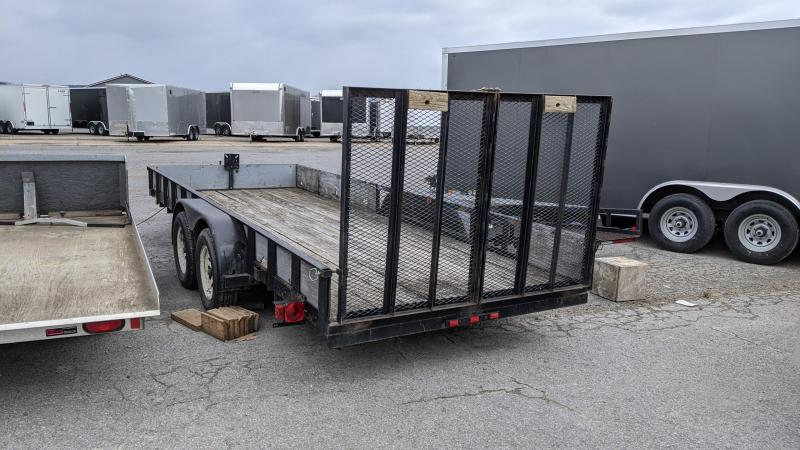 2005 Carry-On 6x18 Utility Trailer
