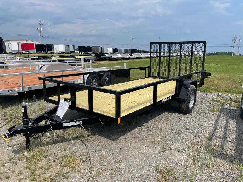 2021 Holmes 6'10x16 7K Car / Racing Trailer