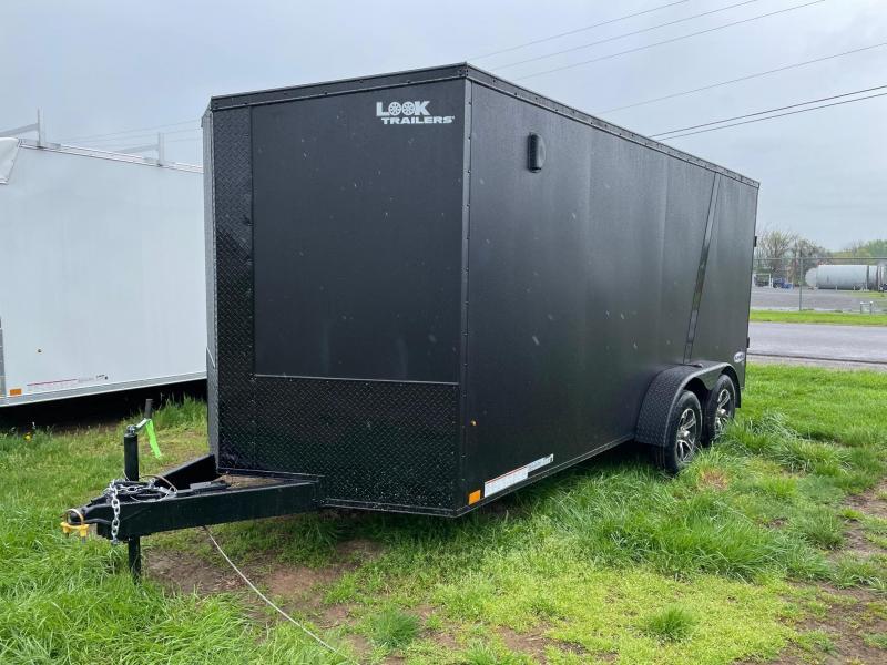 2022 Look Trailers 7x16 7K Enclosed Cargo Trailer