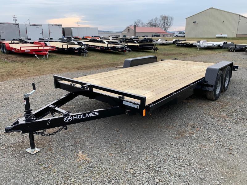2020 Holmes 6'10x18 10K Car / Racing Trailer