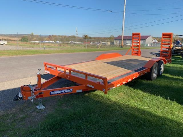 2020 Sure-Trac 8.5X20 Equipment Trailer