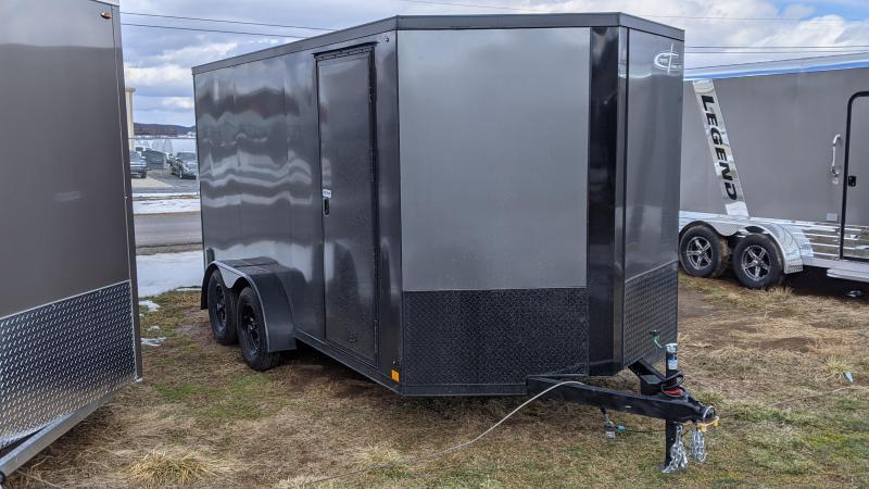 2022 Cross Trailers 7x14 Enclosed Cargo Trailer