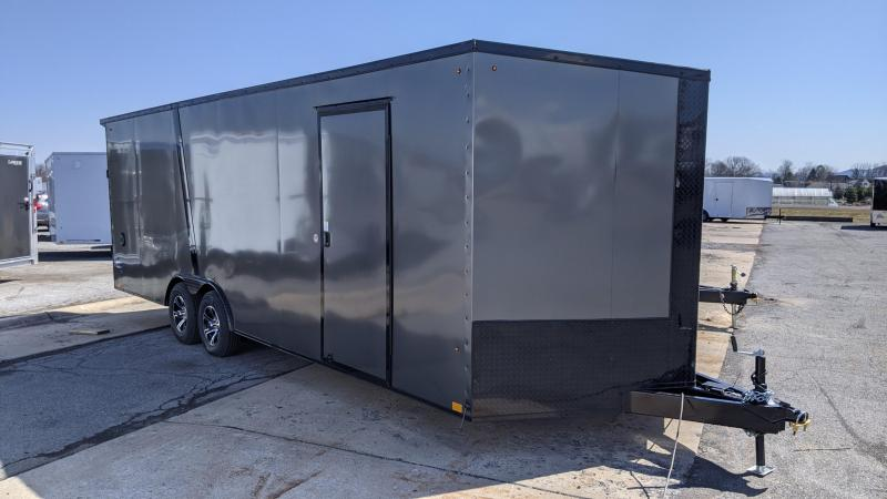 2021 Look Trailers 8.5x24 Car / Racing Trailer
