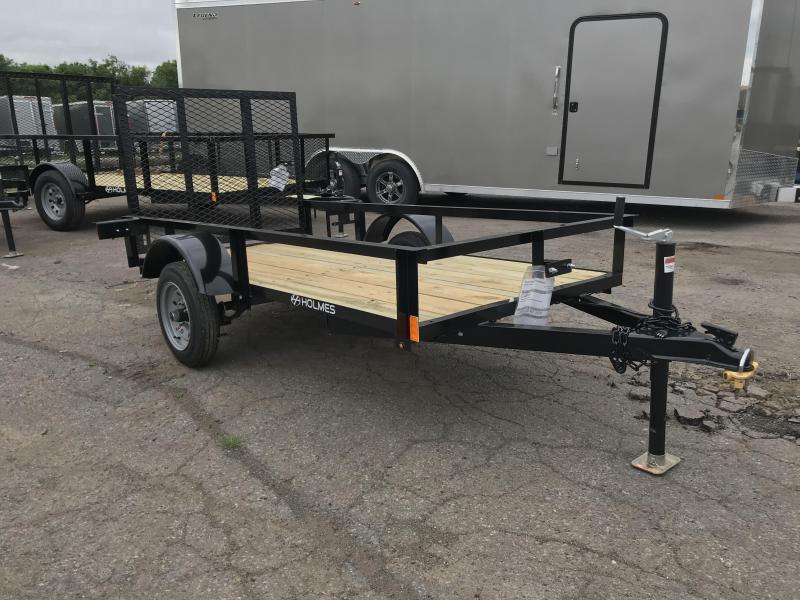 2020 Holmes 4x8 Utility Trailer