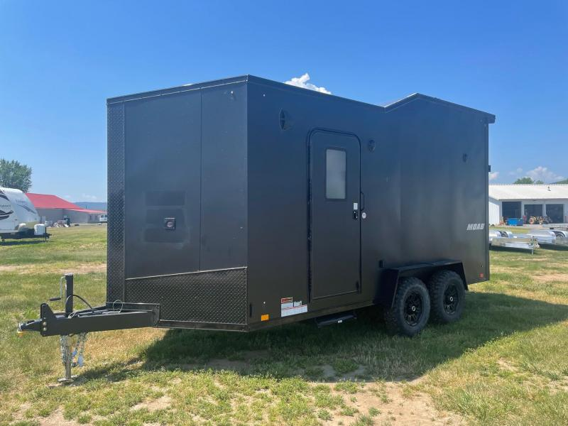 2022 Look Trailers 7.5x16 10K MOAB Slickrock Edition Enclosed Cargo Trailer