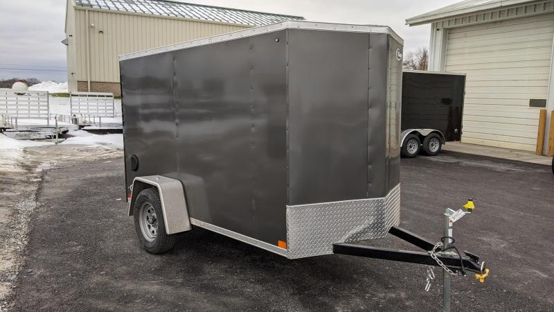 2021 ITI Cargo 5x10 3K Enclosed Cargo Trailer