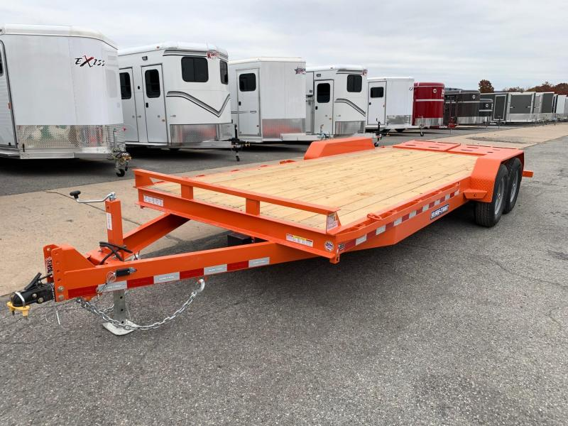 2020 Sure-Trac 20 14K Equipment Trailer