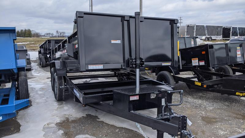 2021 Sure-Trac 7x14 low profile Dump Trailer