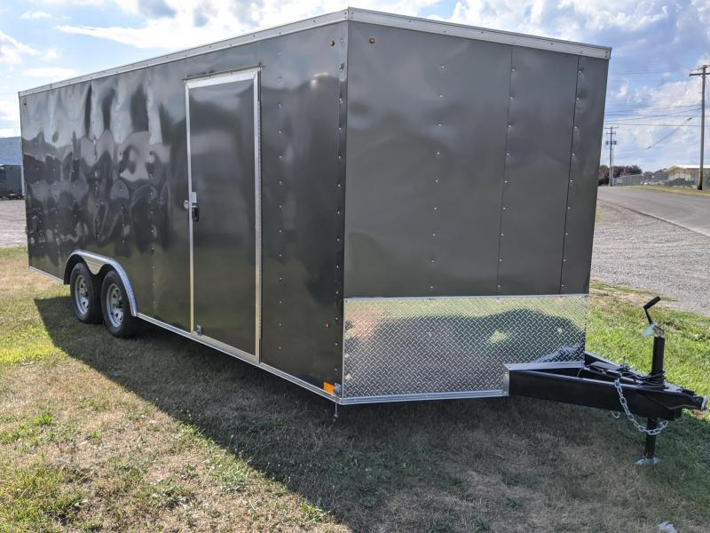 2021 Look Trailers 8.5x20 Enclosed Cargo Trailer