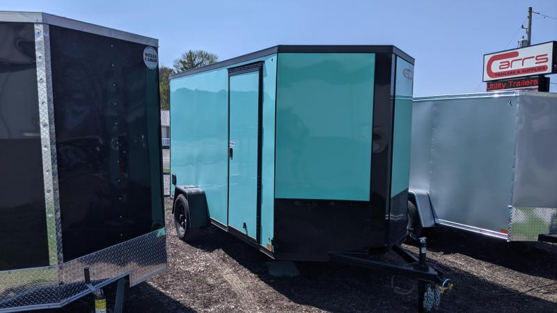 2022 Cross Trailers 6x12 Enclosed Cargo Trailer